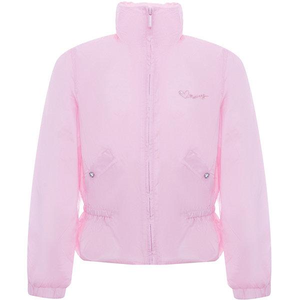 Куртка Original Marines для девочкиВерхняя одежда<br>Характеристики товара:<br><br>• цвет: розовый;<br>• пол: девочки;<br>• ткань верха: 100% полиамид/нейлон;<br>• подкладка: 65% полиэстер 35% хлопок;<br>• сезон: демисезон;<br>• температурный режим: от +15°С;<br>• эластичная утяжка на руковах и по низу;<br>• два боковых кармана;<br>• застежка: на молнии;<br>• тип куртки: ветровка;<br>• утяжка на талии;<br>• воротник: стойка;<br>• страна бренда: Италия.<br><br>Куртка Original Marines для девочки -  универсальный вариант для межсезонья. Стильная куртка на подкладке с добавдением натурального хлопка. Идеальна для прогулок в межсезонье или прохладными летними вечерами. Модель создана специально так, чтобы подходить к любому стилю: деловому, спортивному, casual. Модный дизайн и комфорт непримерно понравятся вашему ребенку. <br><br>Куртку Original Marines (Ориджинал Маринс) для девочки можно купить в нашем интернет-магазине.<br>Ширина мм: 356; Глубина мм: 10; Высота мм: 245; Вес г: 519; Цвет: розовый; Возраст от месяцев: 120; Возраст до месяцев: 132; Пол: Женский; Возраст: Детский; Размер: 140,128,152; SKU: 8492688;