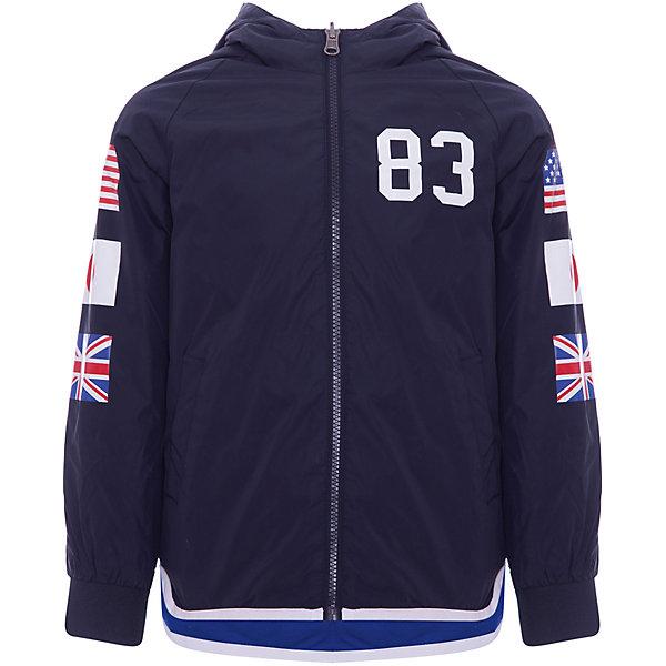 Купить Куртка Original Marines для мальчика, Россия, темно-синий, 140, 128, Мужской