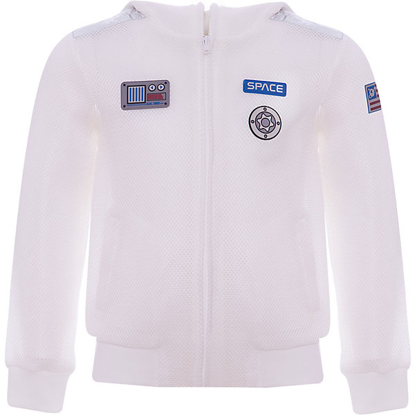 Куртка Original Marines для мальчикаВерхняя одежда<br>Характеристики товара:<br><br>• цвет: белый;<br>• состав ткани: 100% полиэстер;<br>• отделка: 100% ПВХ;<br>• утеплитель: нет;<br>• сезон: демисезон;<br>• особенности модели: с капюшоном;<br>• застежка: молния;<br>• страна бренда: Италия.<br><br>Такая детская куртка создает комфортные условия в прохладную погоду и удобно сидит по фигуре, она украшена стилизованными аппликациями. Очень стильная и оригинальная детская куртка поможет создать действительно эффектный наряд. Куртка для ребенка стильно смотрится, она дополнена мягкими манжетами, удобным капюшоном и резинками в рукавах. Европейский бренд Original Marines - это всегда актуальный стильный дизайн и неизменно высокое качество продукции. <br><br>Куртку Original Marines (Ориджинал Маринс) для мальчика можно купить в нашем интернет-магазине.<br>Ширина мм: 356; Глубина мм: 10; Высота мм: 245; Вес г: 519; Цвет: бежевый; Возраст от месяцев: 144; Возраст до месяцев: 156; Пол: Мужской; Возраст: Детский; Размер: 152,140,128; SKU: 8492772;