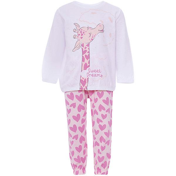 Купить Пижама Original Marines для девочки, Россия, розовый, 116, 92, 104, Женский