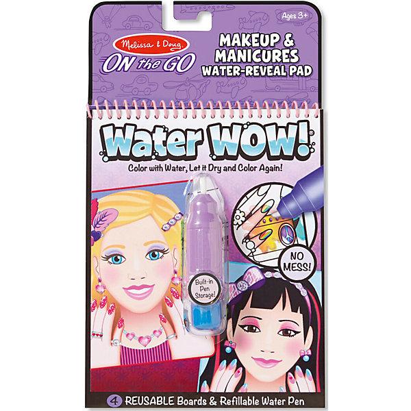 Купить Водная раскраска Melissa & Doug Макияж и маникюр , Швейцария, Женский