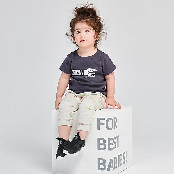 цены Happy Baby Футболка Happy Baby для мальчика