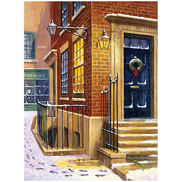 Картина по номерам Royal&amp;Langnickel Улица в снегу, 22х29 смКартины по номерам<br>Характеристики:<br><br>• возраст: от 8 лет;<br>• материал: бумага;<br>• комплектация: раскраска по номерам, 7 красок, кисть;<br>• размер раскраски: 22х29 см;<br>• вес: 220 гр;<br>• размер: 24,1x2х33 см;<br>• бренд: Royal&amp;Langnickel.<br><br>PJS 72 Раскраска красками «Улица в снегу»  подходит для детей от 8 лет. В набор входит основа с нанесенной на ней схемой рисунка размер 22*29 см, краски 7 цветов, кисточка. Раскраска по номерам обязательно понравится начинающим художникам. Рисовать с таким набором очень просто. Рисунок разделен на участки. Все они пронумерованы. <br><br>Краски тоже имеют номера. Раскрашивая участок картины, выбирайте краску с соответствующим ему номером.  Если на участке стоит два или три номера, значит, потребуется смешать две или три краски. Аккуратно нанесите краску на все пронумерованные участки картины. Краска полностью высохнет в течении 15-20 мин. <br><br>Рисование красками развивает у ребенка аккуратность, усидчивость, способствует формированию художественного вкуса. Рисование является прекрасной подготовкой к письму, развивает моторику пальцев, укрепляет кисть руки.<br><br>PJS 72 Раскраску красками «Улица в снегу» можно купить в нашем интернет-магазине.<br>Ширина мм: 241; Глубина мм: 20; Высота мм: 330; Вес г: 220; Возраст от месяцев: 96; Возраст до месяцев: 2147483647; Пол: Унисекс; Возраст: Детский; SKU: 8506521;