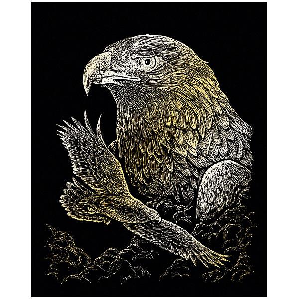 Купить GOLF 19 Гравюра Орел золото, Royal&Langnickel, Швейцария, Унисекс