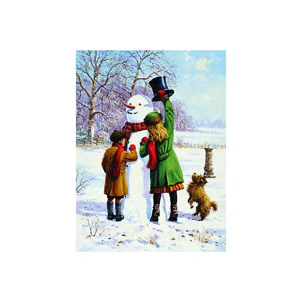 Купить Картина по номерам Royal&Langnickel Зимняя прогулка , 22х29 см, Китай, Унисекс