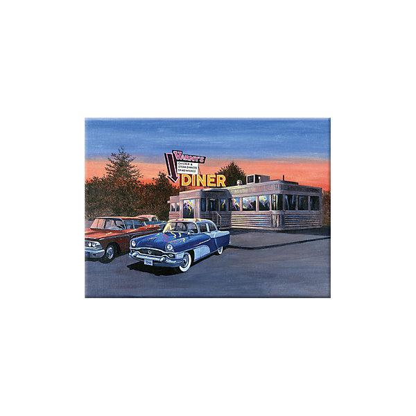 Купить PAL 28 Раскраска красками Кафе 50-ых , Royal&Langnickel, Швейцария, Унисекс