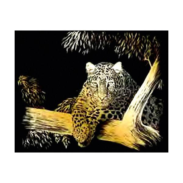Купить GOLF 29 Гравюра Пантера золото, Royal&Langnickel, Швейцария, Унисекс