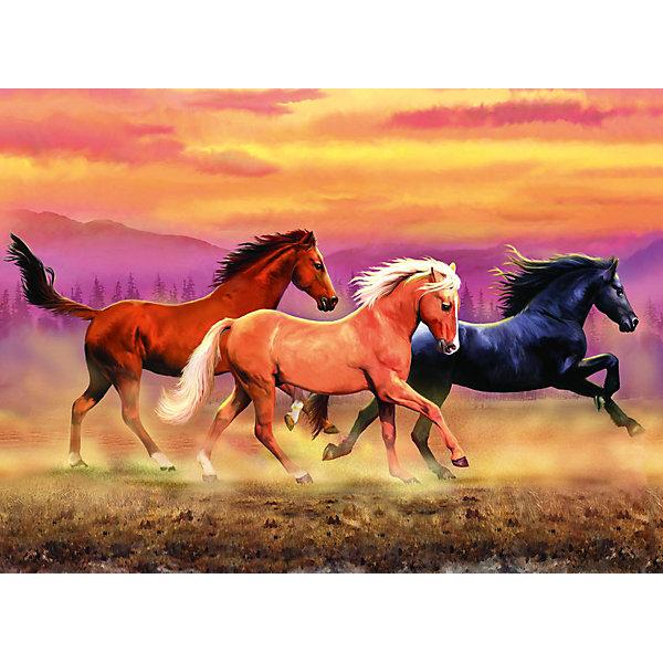 Купить Картина по номерам Royal&Langnickel Бегущие лошади , 28, 5х35 см, Швейцария, Унисекс