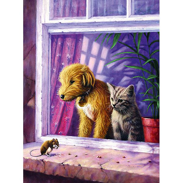 Купить Картина по номерам Royal&Langnickel У окна , 22х29 см, Китай, Унисекс