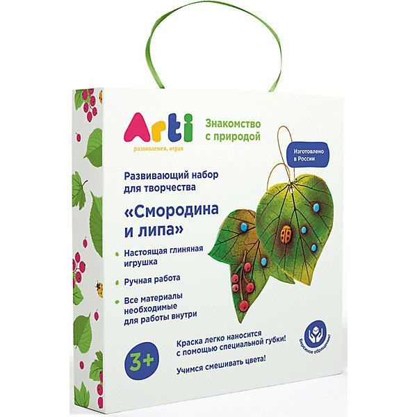 Arti Набор для декорирования Cмородина и липа