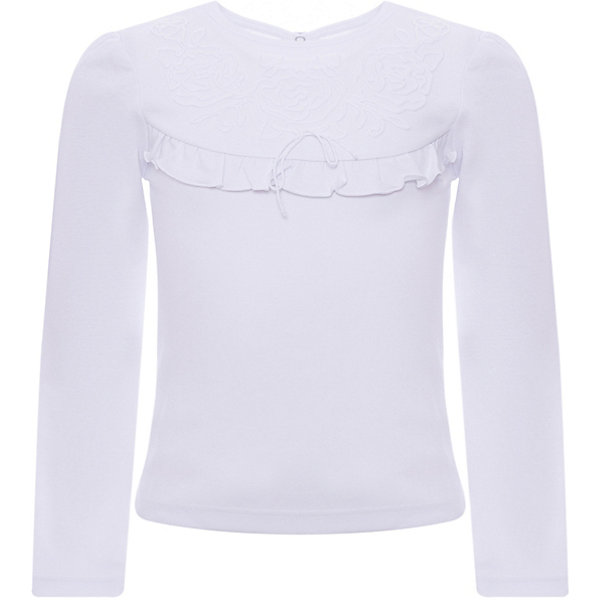 Белый снег Блузка Белый снег для девочки
