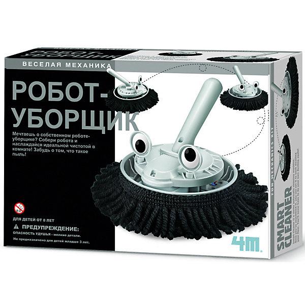 4M Набор 4M Робот-уборщик цена