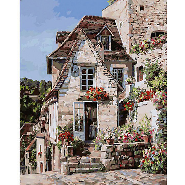 Белоснежка Набор для вышивания Франция.Ракамадур