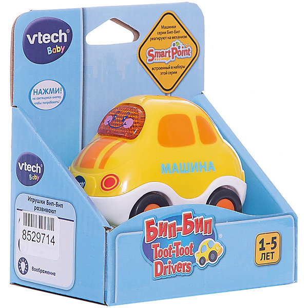Vtech Машина Vtech Toot-Toot Drivers value drivers