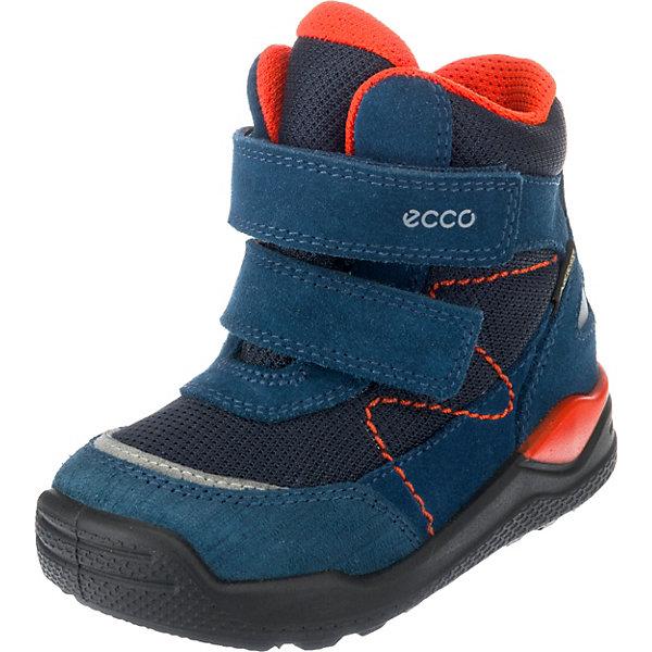 Купить Утеплённые ботинки ECCO, Индонезия, синий, 29, 23, 20, 24, 22, 27, 25, 26, 21, 28, 30, Унисекс