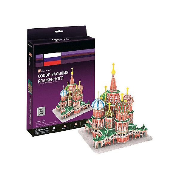 CubicFun Пазл 3D CubicFun Собор Василия Блаженного