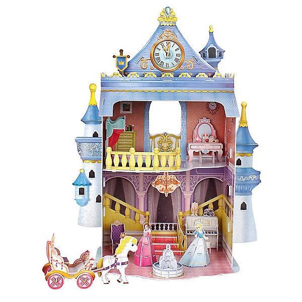 Купить Пазл 3D CubicFun Замок принцессы , Китай, Женский