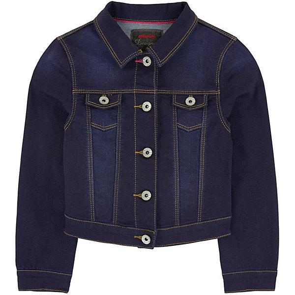 Куртка Catimini для девочкиВерхняя одежда<br>Характеристики товара:<br><br>• цвет: темно-синий;<br>• состав ткани: 100% хлопок; <br>• подкладка: 100% хлопок;<br>• тип: джинсовая куртка;<br>• легкая модель; <br>• приталенный покрой; <br>• длинные рукава на манжетах;<br>• карманы с клапаном;<br>• застежка на пуговицах;<br>• вышитый узор;<br>• страна бренда: Франция.<br><br>Джинсовая куртка для девочки от известного французского производителя Catimini это легкая, яркая и оригинальная модель, идеальна для прогулок в теплую погоду. Джинсовая куртка поможет создать большое количество образно и стильно дополнит наряд вашей малышки. Модный дизайн и комфорт обязательно понравятся вашему ребенку.  <br><br>С 1972 года в своих коллекциях марка Catimini  использует только материалы высокого качества и самые неожиданные расцветки. <br><br>Джинсовую куртку для девочки от Catimini  (Кантимини) можно купить в нашем интернет-магазине.<br>Ширина мм: 356; Глубина мм: 10; Высота мм: 245; Вес г: 519; Цвет: синий; Возраст от месяцев: 24; Возраст до месяцев: 36; Пол: Женский; Возраст: Детский; Размер: 98,122,86,152,110,140,128,158/164,116,104; SKU: 8549636;