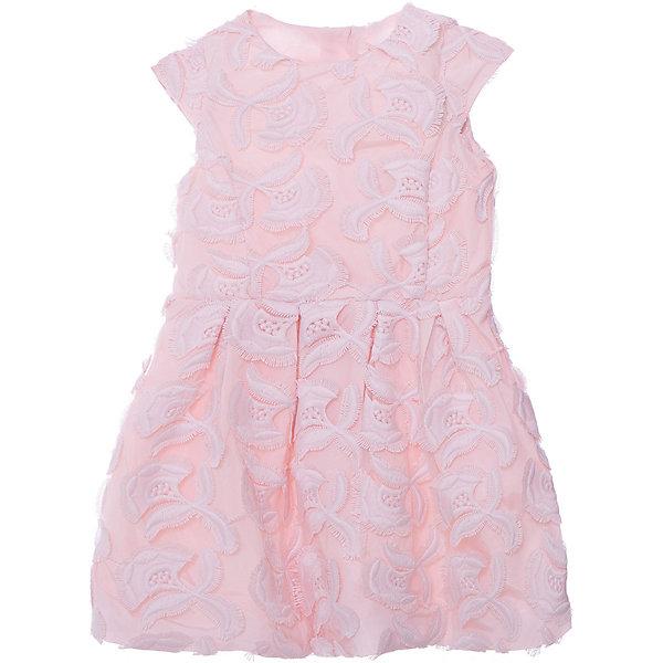 Купить Платье Catimini для девочки, Китай, оранжевый, Женский