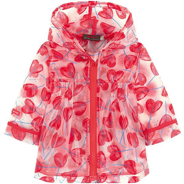 Дождевик Catimini для девочкиВерхняя одежда<br>Характеристики товара:<br><br>• цвет: красный<br>• состав ткани: 100% полиэстер<br>• пол: девочки<br>• сезон: круглый год<br>• длинные рукава<br>• на молнии<br>• дизайнерский принт<br>• карманы<br>• страна бренда: Франция.<br><br>Удлиненная куртка-дождевик для девочки от известного французского производителя Catimini это легкая, яркая и оригинальная модель, идеальна для прогулок в дождливую погоду. Дождевик  Catimini выполнен в ярком сочетании цветов, из непромокаемого материала. Модный дизайн и комфорт обязательно понравятся вашему ребенку.  <br><br>Культовые дождевики Catimini пользуются большой популярностью уже много лет. С 1972 года в своих коллекциях марка использует только материалы высокого качества и самые неожиданные расцветки. <br><br>Куртку-дождевик для девочки от Catimini  (Кантимини) можно купить в нашем интернет-магазине.<br>Ширина мм: 356; Глубина мм: 10; Высота мм: 245; Вес г: 519; Цвет: белый; Возраст от месяцев: 12; Возраст до месяцев: 18; Пол: Женский; Возраст: Детский; Размер: 86,80,98,104,74; SKU: 8549654;