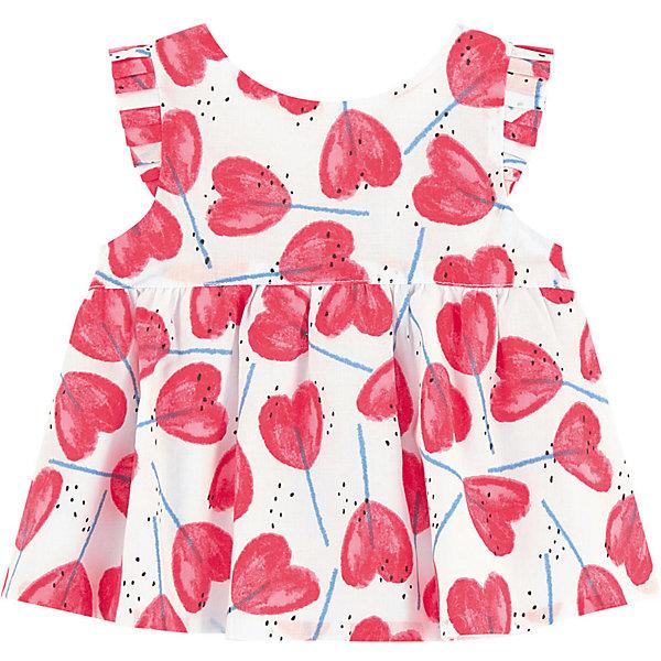 Catimini Туника Catimini для девочки футболки и топы осьминожка туника для девочки фея