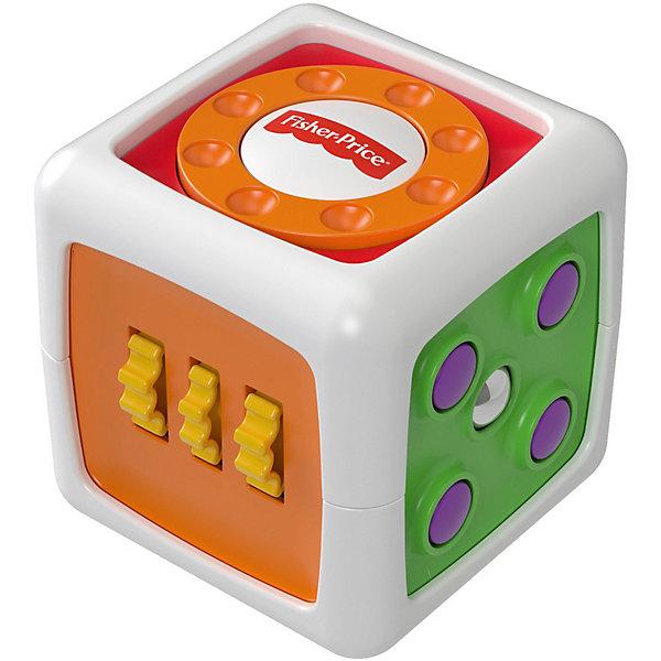 Mattel Развивающая игрушка Fisher-Price Мой первый куб-непоседа