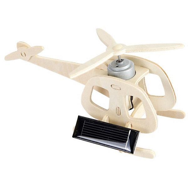 Сборная модель Egmont Toys Вертолет на солнечной батарееДеревянные модели<br>Характеристики:<br><br>• возраст: от 6 лет<br>• комплектация: детали для сборки из древесины, мотор, солнечная батарея, инструкция<br>• материал: древесина, пластик, металл<br>• упаковка: картонная коробка<br>• размер упаковки: 19х12х3 см.<br>• вес: 120 гр.<br>• страна обладатель бренда: Бельгия<br><br>3D-пазл Вертолет с двигателем на солнечной батарее от известного производителя Egmont Toys (Эгмонт Тойс) станет оригинальным и приятным подарком для ребенка.<br><br>Высококачественный и тщательно выполненный сборный вертолет со специальной панелью, работающей как солнечная батарея, удивит и порадует ребенка. После того, как 3D-пазл будет собран, ребенок сможет наблюдать работу солнечной панели: под воздействием преобразования солнечной энергии пропеллер вертолета будет вращаться.<br><br>Игрушка развивает мелкую моторику ребенка, прививает ему экологическое мышление.<br><br>Сборную модель Egmont Toys Вертолет на солнечной батарее можно купить в нашем интернет-магазине.<br>Ширина мм: 190; Глубина мм: 120; Высота мм: 30; Вес г: 120; Цвет: бежевый; Возраст от месяцев: 36; Возраст до месяцев: 2147483647; Пол: Мужской; Возраст: Детский; SKU: 8571467;
