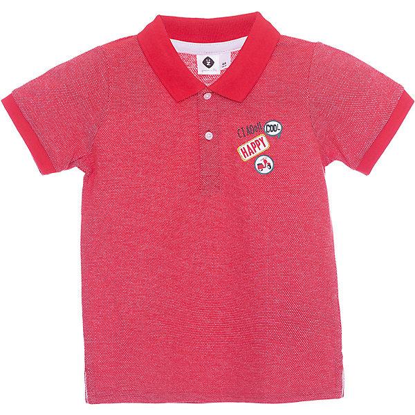 Рубашка-поло Z Generation для мальчикаБлузки и рубашки<br>Характеристики товара:<br><br>• цвет: красный;<br>• состав ткани: 100% хлопок;<br>• сезон: лето;<br>• застежка: пуговицы;<br>• короткие рукава;<br>• страна бренда: Франция.<br><br>Хлопковая рубашка-поло для ребенка - универсальная деталь детского гардероба. Хлопковая детская рубашка-поло с коротким рукавом сделана из натурального материала - дышащей ткани, которая отлично подходит для ношения детьми. Такая рубашка-поло для детей отличается хорошим качеством: все её швы тщательно проработаны. Детские товары от известного французского бренда Z Generation известны модным дизайном в европейском стиле и доступными ценами.<br><br>Рубашку-поло Z Generation (Зет Дженерейшен) для мальчика можно купить в нашем интернет-магазине.<br>Ширина мм: 199; Глубина мм: 10; Высота мм: 161; Вес г: 85; Цвет: красный; Возраст от месяцев: 12; Возраст до месяцев: 15; Пол: Мужской; Возраст: Детский; Размер: 80,86,104,74,68,98,58; SKU: 8571797;