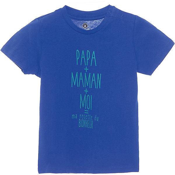 Футболка Z Generation для мальчикаФутболки, поло и топы<br>Характеристики товара:<br><br>• цвет: синий;<br>• состав ткани: 100% хлопок;<br>• сезон: лето;<br>• короткие рукава;<br>• застежка: кнопки;<br>• страна бренда: Франция.<br><br>Модная принтованная футболка для детей от бренда Z Generation - это стильный дизайн от французских специалистов и высокое качество проработки мельчайших деталей. Такая футболка для ребенка поможет создать комфортные условия для естественной теплорегуляции тела в любую погоду - она сделана из дышащего натурального хлопка. Детская футболка декорирована модным принтом. Товары для детей от известного бренда Z Generation - стильные вещи, которые добавят гардероб ребенка особый европейский шик.<br><br>Футболку Z Generation (Зет Дженерейшен) для мальчика можно купить в нашем интернет-магазине.<br>Ширина мм: 199; Глубина мм: 10; Высота мм: 161; Вес г: 39; Цвет: синий; Возраст от месяцев: 3; Возраст до месяцев: 6; Пол: Мужской; Возраст: Детский; Размер: 68,98,86,80,74,104,58; SKU: 8571815;