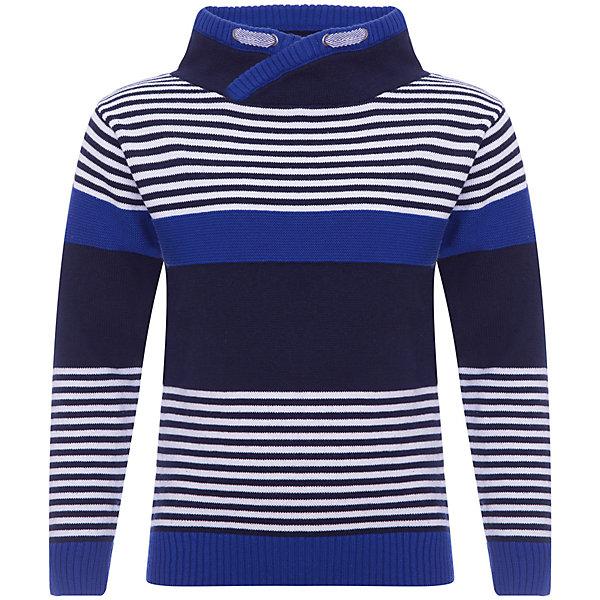 Свитер Z Generation для мальчикаСвитера и кардиганы<br>Характеристики товара:<br><br>• цвет: синий;<br>• состав ткани: 100% хлопок;<br>• сезон: демисезон;<br>• длинные рукава;<br>• страна бренда: Франция.<br><br>Теплый свитер для детей от бренда Z Generation выполнен в универсальной практичной расцветке. Детский свитер сделан из качественной ткани, он поможет создать комфортные условия для естественной теплорегуляции тела в прохладную погоду. Свитер для ребенка дополнен оригинальным воротом и мягкими трикотажными резинками по краям изделия. Товары для детей от известного бренда Z Generation - качественные вещи, которые помогут ребенку приучаться одеваться модно и со вкусом. <br><br>Свитер Z Generation (Зет Дженерейшен) для мальчика можно купить в нашем интернет-магазине.<br>Ширина мм: 190; Глубина мм: 74; Высота мм: 229; Вес г: 110; Цвет: синий; Возраст от месяцев: 12; Возраст до месяцев: 18; Пол: Мужской; Возраст: Детский; Размер: 86,128,140,98,110,104,158,116,152; SKU: 8571830;