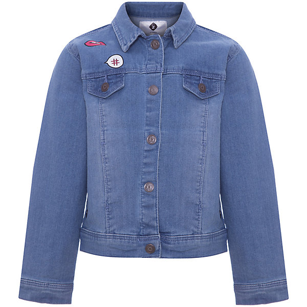 Z Джинсовая куртка Z Generation для девочки