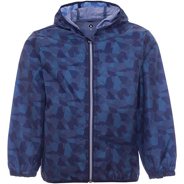 Куртка Z Generation для мальчикаВерхняя одежда<br>Характеристики товара:<br><br>• цвет: голубой;<br>• состав ткани: 100% полиамид;<br>• сезон: демисезон;<br>• застежка: молния;<br>• особенности модели: спортивный стиль, с капюшоном;<br>• длинные рукава;<br>• страна бренда: Франция.<br><br>Такая ветровка для детей отличается практичной модной расцветкой и свободным силуэтом. Детская куртка сделана из легкого качественного материала, который легко стирается и долго сохраняет цвет. Эта куртка для ребенка - модная оригинальная деталь детского гардероба, помогающая удобно и стильно одеться. Детские товары от известного французского бренда Z Generation известны модным дизайном в европейском стиле и доступными ценами. <br><br>Куртку Z Generation (Зет Дженерейшен) для мальчика можно купить в нашем интернет-магазине.