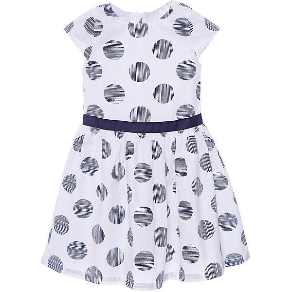 Платье Z Generation для девочкиПлатья и сарафаны<br>Характеристики товара:<br><br>• цвет: белый;<br>• состав ткани: 100% хлопок;<br>• сезон: лето;<br>• застежка: молния;<br>• короткие рукава;<br>• страна бренда: Франция.<br><br>Легкое платье для детей от бренда Z Generation отличается стильным дизайном от французских специалистов и высоким качеством проработки мельчайших деталей. Удобное детское платье сделано из дышащей хлопковой ткани, которая поможет создать комфортные условия для естественной теплорегуляции тела в любую погоду. Платье для ребенка снабжено удобной застежкой-молнией. В коллекциях одежды и обуви для детей от известного бренда Z Generation только качественные вещи, которые помогут ребенку приучаться одеваться модно и со вкусом.<br>Ширина мм: 236; Глубина мм: 16; Высота мм: 184; Вес г: 140; Цвет: белый; Возраст от месяцев: 24; Возраст до месяцев: 36; Пол: Женский; Возраст: Детский; Размер: 98,110,128,86,152/158,140,116,104; SKU: 8571891;