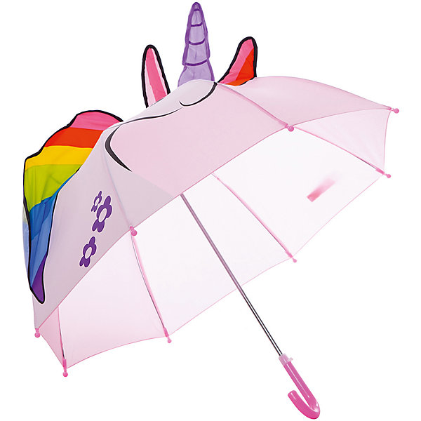 Mary Poppins Зонт Mary Poppins Единорог, 46 см зонт детский mary poppins динозаврик 46 см