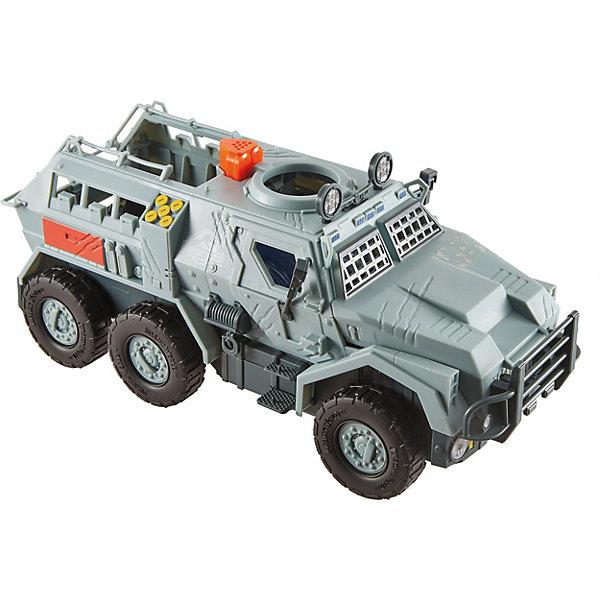 Mattel Машинка Jurassic World Броневик