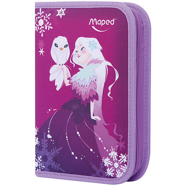 Maped Пенал Maped Принцесса c наполнением для детей сериальный хит хуторянин 1 12 серии чистая проба 1 8 серии 2 dvd