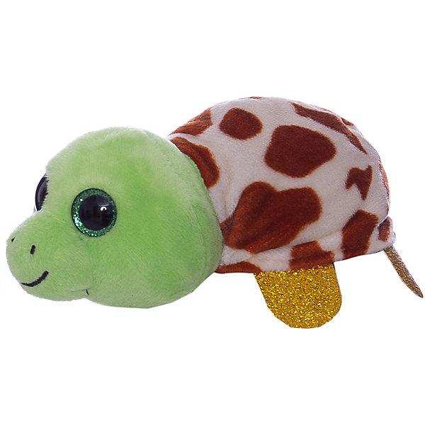 TEDDY Мягкая игрушка  Перевертыши Пингвин-Черепаха, 16 см.