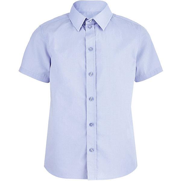 Купить Сорочка Button Blue для мальчика, Китай, голубой, 158, 164, 128, 152, 140, 134, 146, 170, 122, Женский