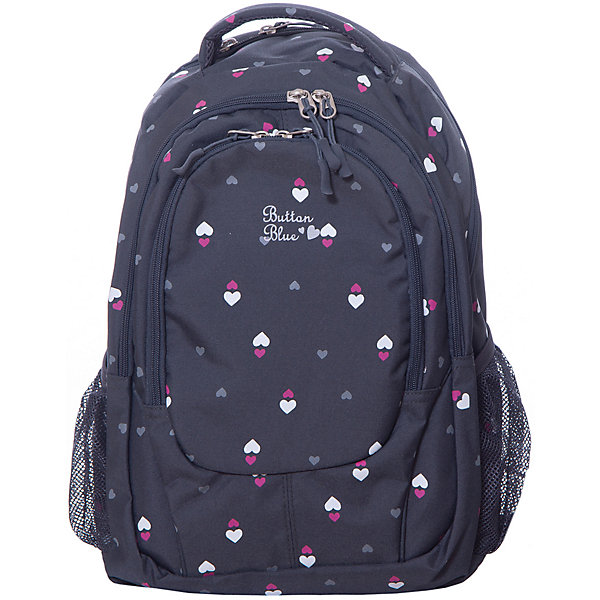Button Blue Рюкзак Button Blue для девочки рюкзак oregon camp mountain meadow blue