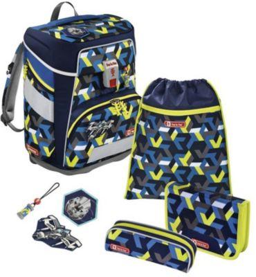 Ранец с наполнением Hama  Step By Step Space  Space Pirate, артикул:8582310 - Школьные рюкзаки и ранцы