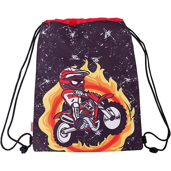 Купить Мешок для обуви Hama Motorbike , Китай, черный, Мужской