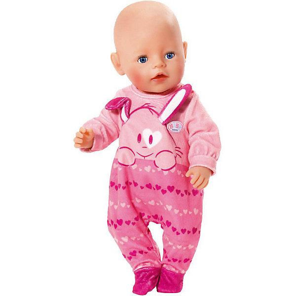 Zapf Creation Комбинезончик BABY born для куклы, куклы и одежда для кукол zapf creation baby annabell памперсы 5 штук
