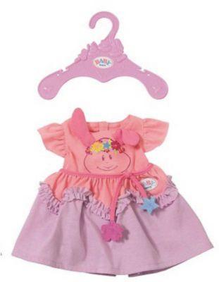 BABY born® Платье для куклы BABY born, розово-сиреневое