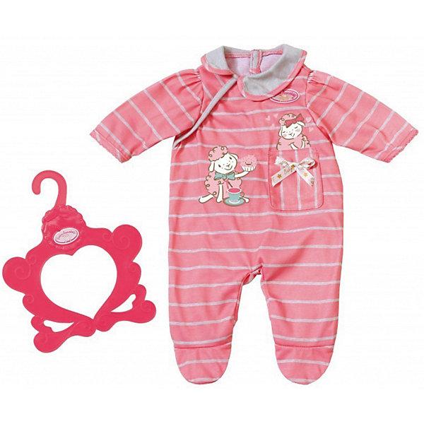 Zapf Creation Комбинезончик Baby Annabell аксессуары baby annabell памперсы для куклы baby annabell 5 шт