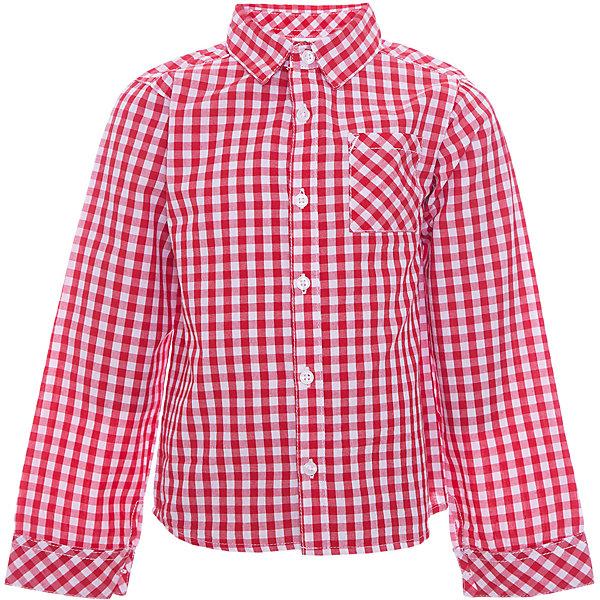 Рубашка Z Generation для мальчикаБлузки и рубашки<br>Характеристики товара:<br><br>• цвет: красный;<br>• состав ткани: 100% хлопок;<br>• сезон: демисезон;<br>• застежка: пуговицы;<br>• длинные рукава;<br>• страна бренда: Франция.<br><br>Клетчатая детская рубашка с длинным рукавом - основа для создания различных стильных нарядов. Хлопковая детская рубашка - отличный вариант удобной базовой вещи для детей, которая создает комфортные условия, не вызывает аллергии. Эта рубашка для ребенка стильно смотрится, она отличается классическим силуэтом с отложным воротником. Продукция от популярного французского бренда Z Generation - это качественные и модные вещи для детей различных возрастов.<br><br>Рубашку Z Generation (Зет Дженерейшен) для мальчика можно купить в нашем интернет-магазине.<br>Ширина мм: 174; Глубина мм: 10; Высота мм: 169; Вес г: 52; Цвет: красный; Возраст от месяцев: 0; Возраст до месяцев: 3; Пол: Мужской; Возраст: Детский; Размер: 58,68,74,80,98,104,86; SKU: 8596975;