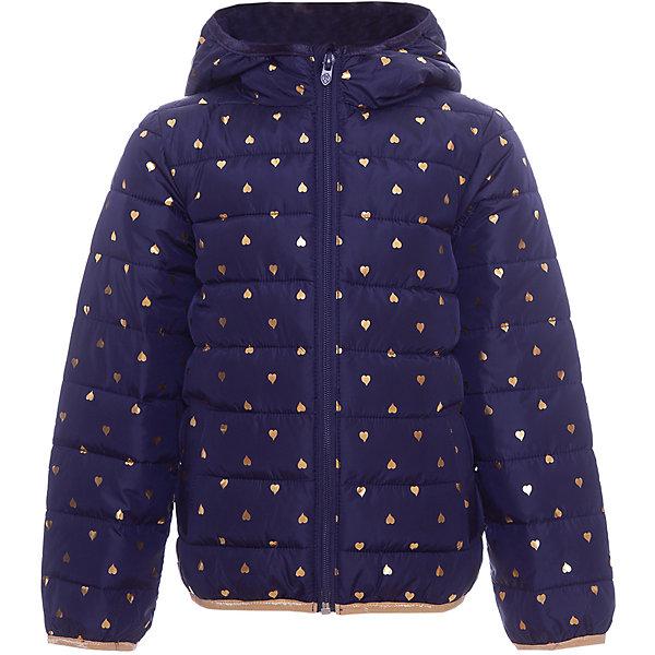 Куртка Z Generation для девочкиВерхняя одежда<br>Характеристики товара:<br><br>• цвет: синий;<br>• состав ткани: 100% полиэстер;<br>• подкладка: 100% полиэстер;<br>• утеплитель: 100% полиэстер;<br>• сезон: демисезон;<br>• температурный режим: от +5 до +15;<br>• застежка: молния;<br>• особенности модели: с капюшоном;<br>• длинные рукава;<br>• страна бренда: Франция.<br><br>Синяя детская куртка из ткани с блестящими сердечками - универсальный вариант удобной вещи для детей на межсезонье, она очень компактная, легко помещается в небольшую сумку, идущую в комплекте. Суперлегкая куртка для детей смотрится очень стильно, а дизайн отражает европейское происхождение модели. Эта куртка для ребенка дополнена капюшоном, карманами и молнией с защитой для подбородка. Товары для детей от известного бренда Z Generation - качественные вещи, которые помогут ребенку приучаться одеваться модно и со вкусом.<br><br>Куртку Z Generation (Зет Дженерейшен) для девочки можно купить в нашем интернет-магазине.<br>Ширина мм: 356; Глубина мм: 10; Высота мм: 245; Вес г: 183; Цвет: голубой; Возраст от месяцев: 12; Возраст до месяцев: 15; Пол: Женский; Возраст: Детский; Размер: 104,68,74,86,80,98; SKU: 8597025;