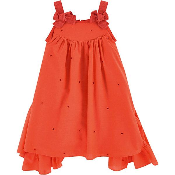 Платье Catimini для девочкиПлатья и сарафаны<br>Характеристики товара:<br><br>• цвет: красный<br>•пол: девочки<br>• состав ткани: 100% хлопок<br>• английская вышивка из хлопка<br>• вставки на боках<br>• дышащий материал<br>• свободный крой<br>• комфортная посадка<br>• широкие бретели<br>• потайная молния сзади<br>• подкладка из легкой ткани<br>• страна бренда: Франция<br><br>Французский бренд Catimini  (Кантимини) - это стильный продуманный дизайн и неизменно высокое качество исполнения.  Порадуйте ребенка обновкой от проверенного производителя!<br><br>Такая стильная модель обеспечит ребенку комфорт благодаря качественному материалу и продуманному крою. С помощью неё можно удобно одеться по погоде. Очень модная вещь! Выглядит нарядно и аккуратно.<br><br>Платье для девочки от Catimini  (Кантимини) можно купить в нашем интернет-магазине.<br>Ширина мм: 236; Глубина мм: 16; Высота мм: 184; Вес г: 177; Цвет: красный; Возраст от месяцев: 60; Возраст до месяцев: 72; Пол: Женский; Возраст: Детский; Размер: 116,140,122,152,128,158/164,110; SKU: 8597061;