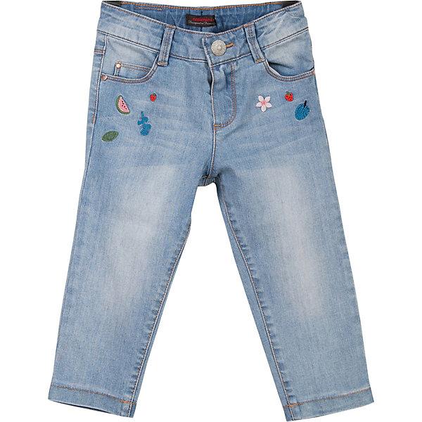 Catimini Джинсы Catimini для девочки брюки джинсы и штанишки s'cool брюки для девочки hip hop 174059