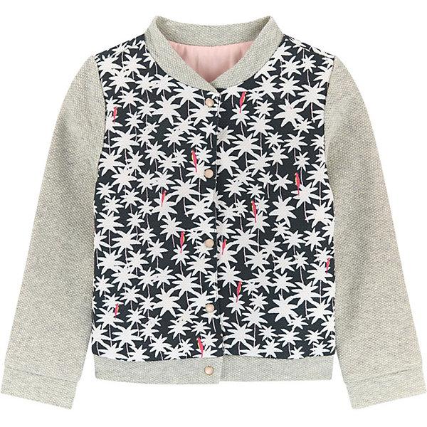 Куртка Catimini для девочкиВерхняя одежда<br>Характеристики товара:<br><br>• цвет: бежевый/принт;<br>• состав ткани: 72 % Хлопок, 14% Акрил, 8 % Полиэстер, 4% полиамид, 2 % Вискоза;<br>• подкладка: 100% хлопок;<br>• сезон: демисезон;<br>• тип: двусторонний бомпер;<br>• водоотталкивающая и ветрозащитная ткань;<br>• застежка: кнопки;<br>• эластичные манжеты;<br>• два кармана;<br>• оригинальный принт;<br>• нашивка на груди;<br>• страна бренда: Франция.<br><br>Двусторонняя куртка-бомбер для девочки от известного французского производителя Catimini это легкая и модная модель на прохладную погоду. Возможность носить с двух сторон позволяет создать бесконечное число образов с самым разным низом – джинсами, спортивными брюками и т.д. Порадуйте вашу юную модницу такой стильной и универсальной вещью.<br><br>На ощупь материал приятный и мягкий к телу. Одна сторона - атласная с декоративной нашивкой на груди, вторая -  х/б с оригинальным ярким принтом.  Куртка Catimini снабжена прочной молнией, двумя боковыми карманами и отделкой краев трикотажной резинкой. <br><br>Двустороннюю куртку-бомпер для девочки от Catimini  (Кантимини) можно купить в нашем интернет-магазине.<br>Ширина мм: 356; Глубина мм: 10; Высота мм: 245; Вес г: 519; Цвет: черный; Возраст от месяцев: 48; Возраст до месяцев: 60; Пол: Женский; Возраст: Детский; Размер: 110,116,140,128,122,158/164,152; SKU: 8597157;