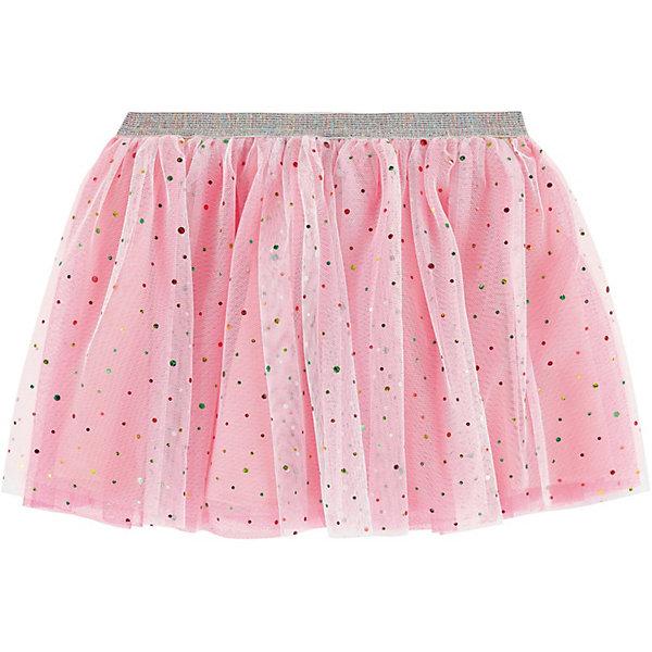 Юбка Catimini для девочкиЮбки<br>Характеристики товара:<br><br>• цвет: розовый<br>• пол: девочки<br>• состав ткани верха: 100% полиэстер<br>• подкладка: 100% хлопок<br>• сезон: круглый год<br>• особенности модели: нарядная<br>• талия: резинка<br>• страна бренда: Франция<br><br>Нарядная детская юбка от известного бренда Catimini (Катимини) отлично подходит для любого времени года. Эта детская многослойная юбка выпонена из качественной ткани, швы тщательно обработаны.<br><br>Французский бренд Catimini (Катимини) - это стильный продуманный дизайн и неизменно высокое качество исполнения.<br><br>Юбку для девочки Catimini (Катимини) можно купить в нашем интернет-магазине.<br>Ширина мм: 207; Глубина мм: 10; Высота мм: 189; Вес г: 183; Цвет: белый; Возраст от месяцев: 36; Возраст до месяцев: 48; Пол: Женский; Возраст: Детский; Размер: 104,98,110,116,122,128,140,152,158/164; SKU: 8597160;